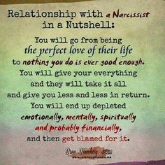 So true....... if ever any future boyfriends have these qualities run a mile!!! These types suck the soul out of others to refuel their hollow human suited shells and are not worth a skerrick of your time. Do not be fooled by other charming qualities that may mask these underlying traits that with time will be unleashed causing untold damage not just to you but those who peripherally surround you........