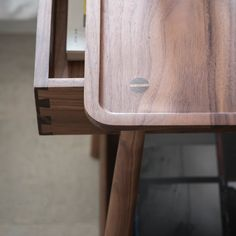 Pinch Harlosh Bedside Table | HEAL'S
