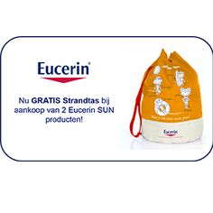 Strandtas voor Eucerin