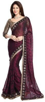 Hey, check out Maroon printed georgette saree with blouse on Mirraw! https://ebh9.app.link/IF8DNfZ5RB?product_id=1763136