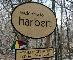 Harbert, Michigan...come visit.