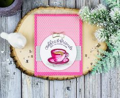 Houses Built of Cards: Simon Says Stamp February Card Kit - Coffee and Friends