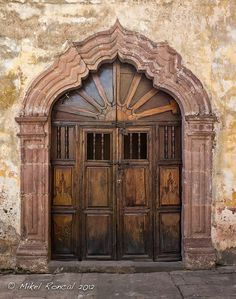"~ ""In the universe, there are things that are known, and things that are unknown, and in between, there are doors."" ― William Blake ~ Pátzcuaro, Michoacán, México ~ by Mikel Roncal ~"