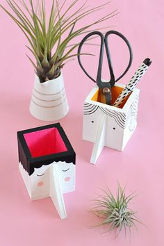 Back To School In Style – 25 Gorgeous Pencil Holder Designs