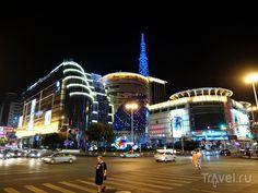 Китай - транспорт, еда и жилища
