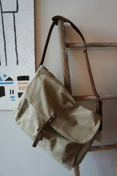 Stanley & Sons Messenger Bag