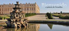 Si el palacio de Versalles es impresionante, sus jardines te dejarán sin habla... realmente majestuosos