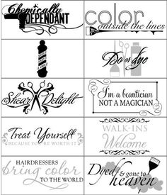 64 Best Salon Names Images Salons Salon Names Salon Decor