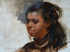 Suchitra Bhosle ~ Indian Figurative painter | Tutt'Art@ | Pittura * Scultura * Poesia * Musica |