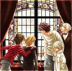 L. Watari and his successors. -Mariam-