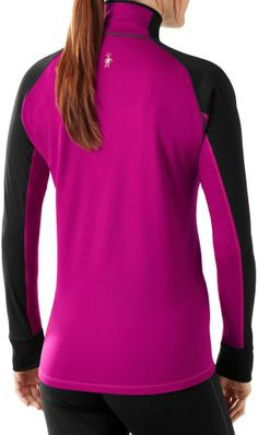 Designed for cold-weather running—Women's SmartWool PhD Run Divide Jacket