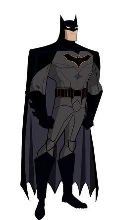 JL Batman DC Rebirth by Alexbadass.deviantart.com on @DeviantArt