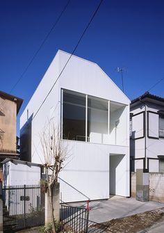 House in Sanno / Studio NOA