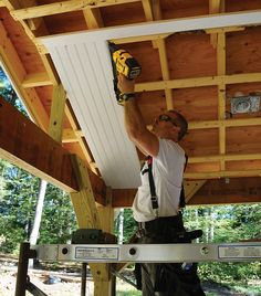 Covered Porch Ceiling Ideas Porch Ceiling Patio Ceiling