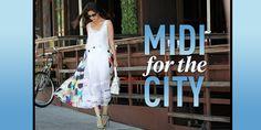 13 Chic Ways to Wear a Midi - Cosmopolitan.com