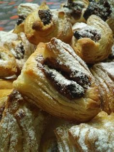 Hungarian Recipes, Hungarian Food, Sweet Pie, Dessert, French Toast, Bakery, Recipies, Sweets, Snacks
