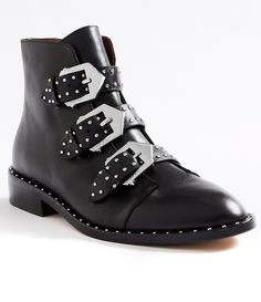 Gianni Bini Harlee Studded Flat Booties