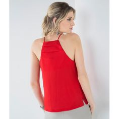 BLUSA CREPE - 152014907 - Shoulder