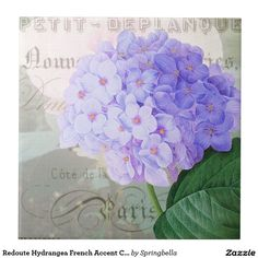Shop Redoute Hydrangea French Accent Ceramic Tile created by Springbella. Soft Pillows, Decorative Pillows, Throw Pillows, Bedroom Red, Red Bedrooms, Hydrangea, Round Pillow, French Wedding, Personalized Products