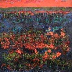 Oil Painting Techniques, Landscape Artwork, Modern Minimalist, Painters, Finland, Mushrooms, Collages, Deer, Artworks