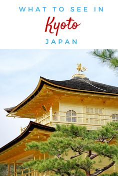 Find out what top attractions Kyoto has to offer - from the bamboo grove to the most important temples and shrines. Japan Destinations, Honeymoon Destinations, Japanese Travel, Backpacking Asia, Tips & Tricks, Japan Photo, Travel Goals, Travel Tips, Kyoto Japan