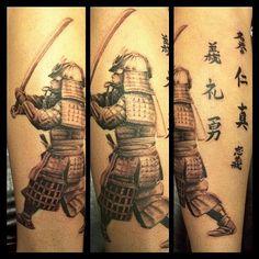 samurai tattoo tattoo tattoos 594 john maxx ideas pinterest. Black Bedroom Furniture Sets. Home Design Ideas