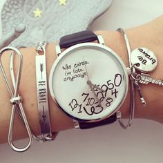 This is such a cool #watch! It's #too funny!