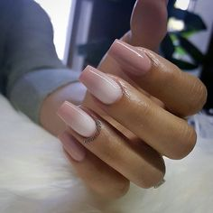 Lovely color ombre #allpowder #acrylicmix
