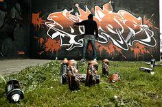 Dieci Does. by Ironlak, via Flickr