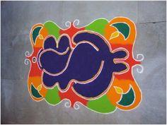 Best Ganesh Rangoli Designs � Our Top 10