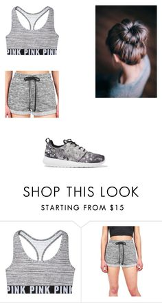 """Untitled #301"" by madeforlove2 ❤ liked on Polyvore featuring NIKE, women's clothing, women, female, woman, misses and juniors"