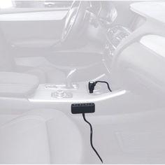 Priza adaptor 4x bricheta Auto/TIR, 12V/24V, 10A, cablu 2m, Herbert Richter, calitate germana