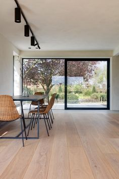 Be inspired by the project: Project More. Exclusive photos and the . Exclusieve foto's en het ve… Be inspired b - Living Room Modern, Home Living Room, Home Interior Design, Interior And Exterior, Floor Design, House Design, Modern Architecture, Sweet Home, New Homes