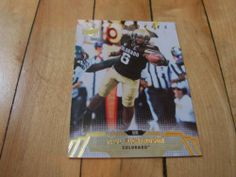2014 Upper Deck Card 125 Paul Richardson Seattle Seahawks 2nd Round Pick Big 12 | eBay