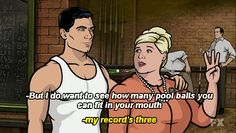 sterling archer | Tumblr