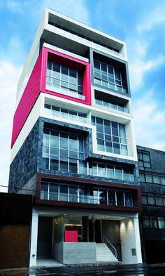 Filadelfia Corporate Suites in Mexico City, Mexico – Bunker Arquitectura