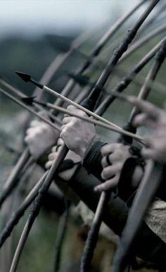 Muitas pontas de flechas disparadas pelos arqueiros de Saladino foram encontradas no Vau de Jacob, onde Balduíno IV e os Templários construíram uma fortaleza.