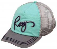 Roxy Go Live Hat - Sea Glass