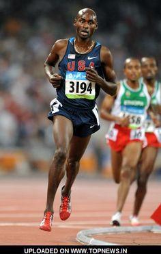 Bernard Lagat:  1500m, 3000m, 5000m.