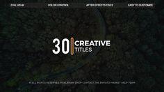 Creative Titles II