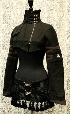 d258c66ee828 victorian clothings - Google Search Steampunk Jacket