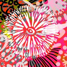 Reef Patterns Inpired by Suhita Mitra