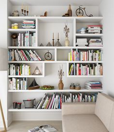 Finding Ways to Store all of my Books #organize #storage #books