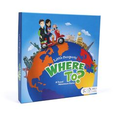 Little Passports - Monthly educational gift subscriptions for kids Adventure Games, Adventure Travel, World Map Game, Subscription Gifts, Monthly Subscription, Educational Board Games, Subscriptions For Kids, Little Passports, Mysteries Of The World