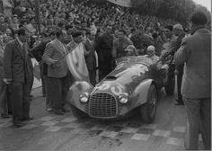 1949 Mille Miglia Photo Fine Art Print