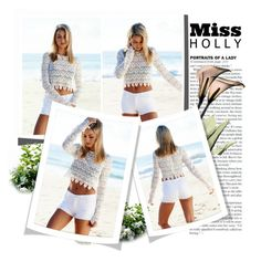 """""""Miss Holly 27"""" by selmina ❤ liked on Polyvore"""