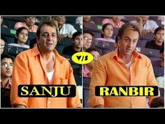 Sunjay Dutt VS Ranbir Kpoor | Ranbeer Kpoor VS SANJU Bollywood, Health, Health Care, Salud