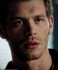 Klaus from vampire diaries