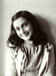 """I must uphold my ideals, for perhaps the time will come when I shall be able to carry them out."" - Anne Frank"