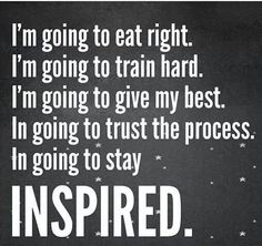 Stay inspired. Believe in yourself. Stay strong. #fit #healthyliving #youcandoit #strongfitnessmag